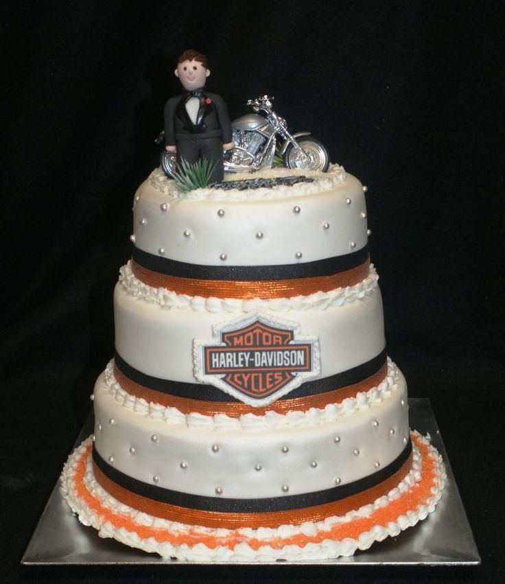 harley davidson wedding cake ideas 72 best images about wedding cakes and table on 15073