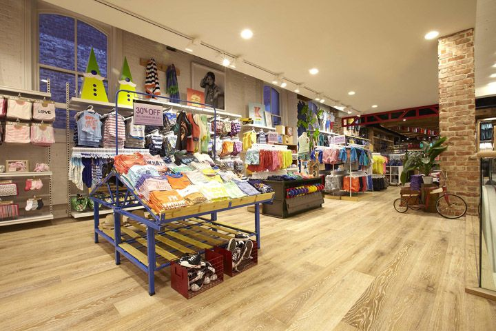 Cotton On flagship super store, Adelaide   Australia store design