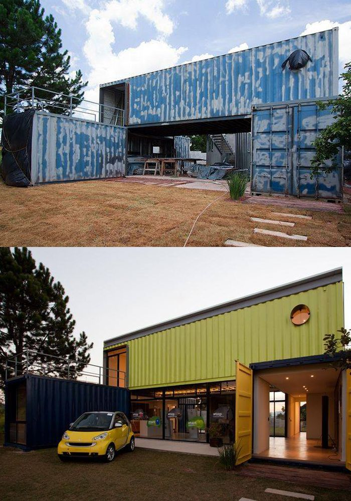 1080 best Shipping Containers images on Pinterest | Shipping containers,  Architecture and Container buildings