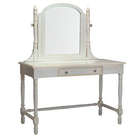 The Victorian Vanity Desk with Mirror is the perfect piece of furniture for your little one