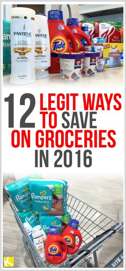 12 Ways I Saved $171.88 on My Weekly Grocery Bill