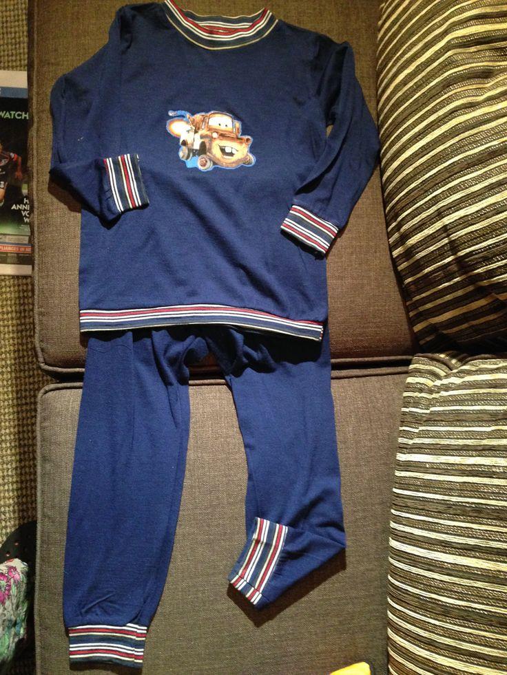 Merino pyjamas
