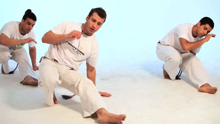 Watch more How to Do Capoeira videos: the negativa