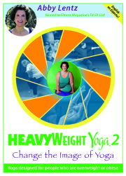 Heavyweight Yoga 2 DVD-I ordered this one too!! I love it!