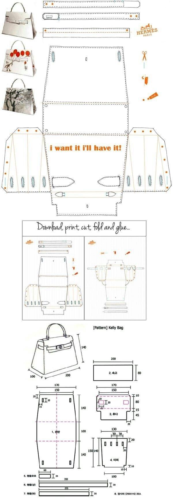 나만의 가방 만들기 | jinlin | Vingle | 남성 가방,디아이와이,여성 가방,공예