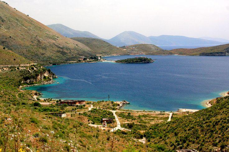 Les paysages exceptionnels de la côte albanaise
