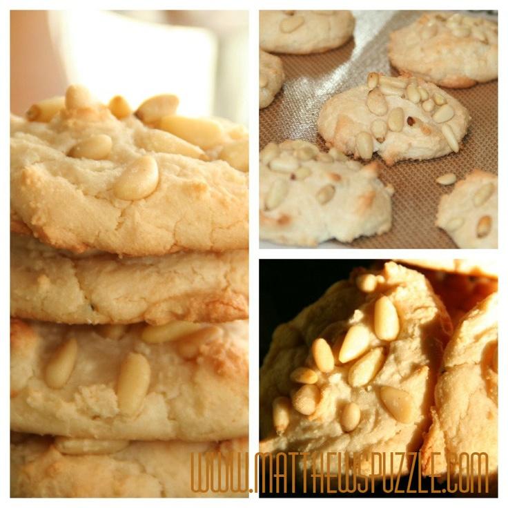 Pignoli Cookie Recipe Gluten Free Casein Free