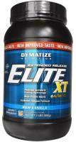 DYMATIZE Elite XT - odżywka białkowa produkcji amerykańskiej i cenionej firmy w świecie sportowców i aktywnych ludzi. Przyspiesza redukcję tkanki tłuszczowej i ułatwia regenerację organizmu po treningu. #dymatize #nutrition #sport #fitness #elite #protein #fit #health
