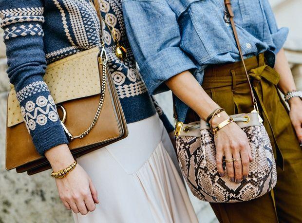 Η γυναικεία τσάντα είναι εμμονή, στιλ, άνεση μα πάνω απ όλα είναι θέμα πρακτικό.