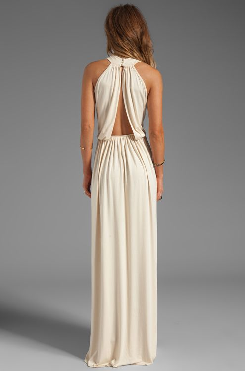 Rachel Pally Kasil Dress in Cream | REVOLVE