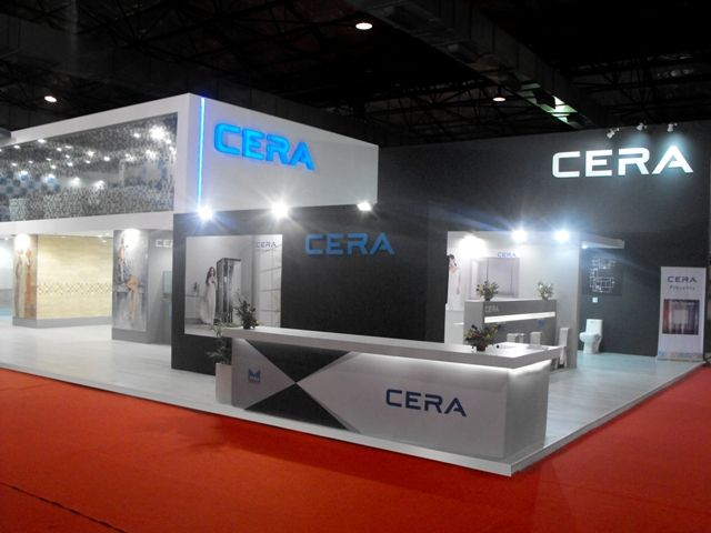 Cera sanitary ware #ExhibitionDesign