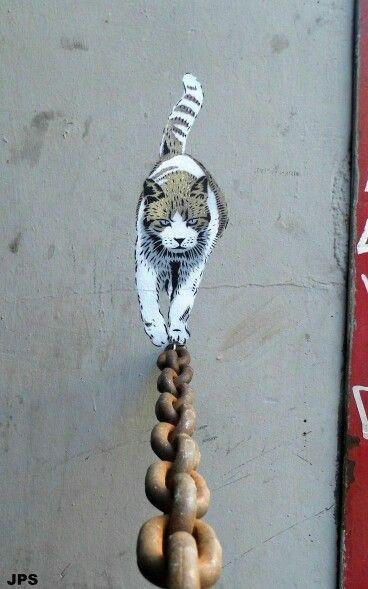 Creeping Cat, Barcelona, JPS