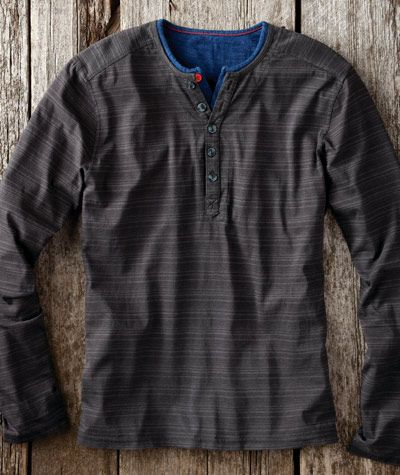 Covert Layer Henley-Carbon 2 Cobalt XL