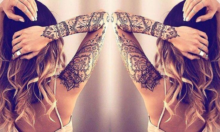 Dit is waarom meisjes met tattoo's niets moeten aantrekken van mensen die oordelen
