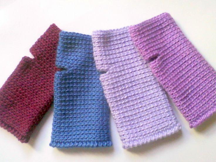 Pics Photos - Mitones Tejidos A Crochet Guantes Y Mitones Accesorios 396092