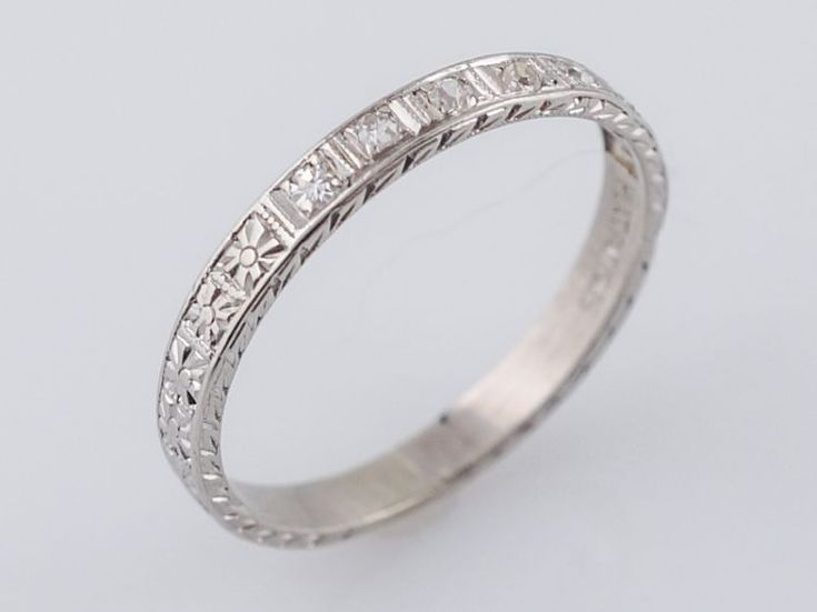 177 best antique wedding bands images on pinterest for Wedding rings minneapolis