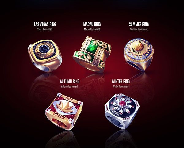 WSOP - Tournaments Design on Behance
