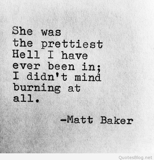 Prettiest hell love quote on imgfave