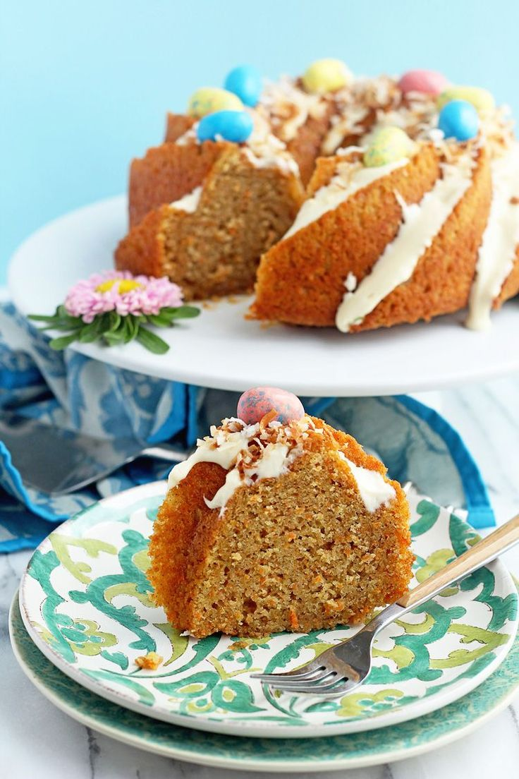 Easy Carrot Cake Pound Cake Recipe Perfect For Spring And Easter Grandbaby Cakes
