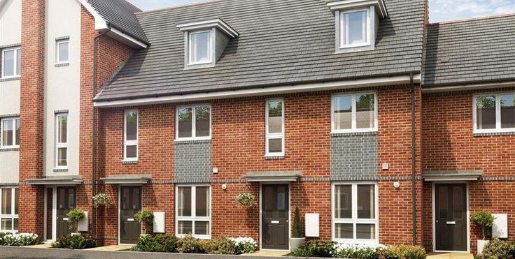 Foxgloves at Croft Gardens New Homes Development by Taylor Wimpey