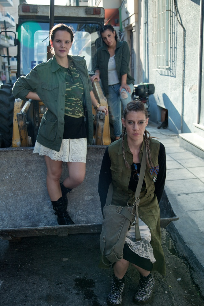 Shades of Fashion Vol.1: ''Tough and Fragile'' http://fashionreactor.blogspot.gr/2012/10/shades-of-fashion-vol1-tough-and-fragile.html#