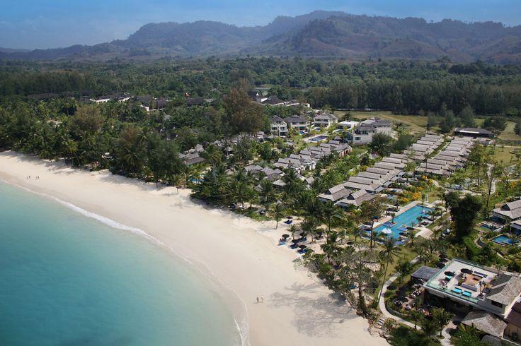Enjoy a tropical paradise with a 13 KM beach front at Pullman Khao Lak Katiliya Resort & Villas. www.pullmankhaolak.com