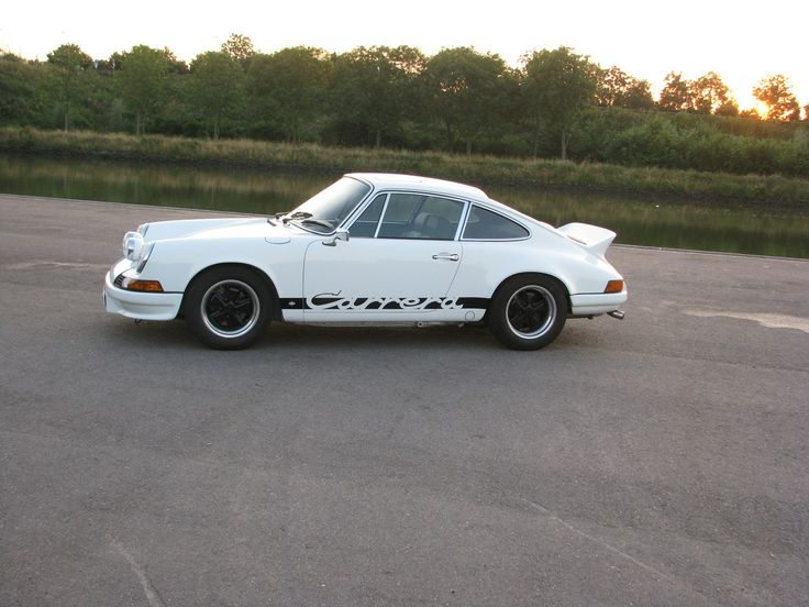 Side- Speed Service Porsche 911 RS (replica)