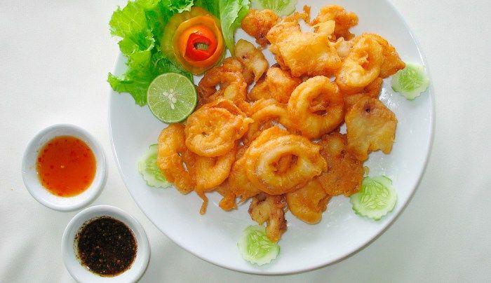 dukan diyeti besin listesi kalamar