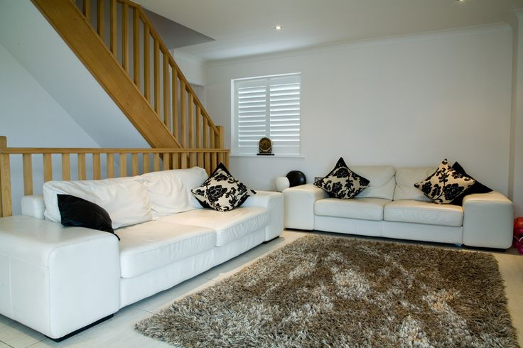 Living room #WindowShutters