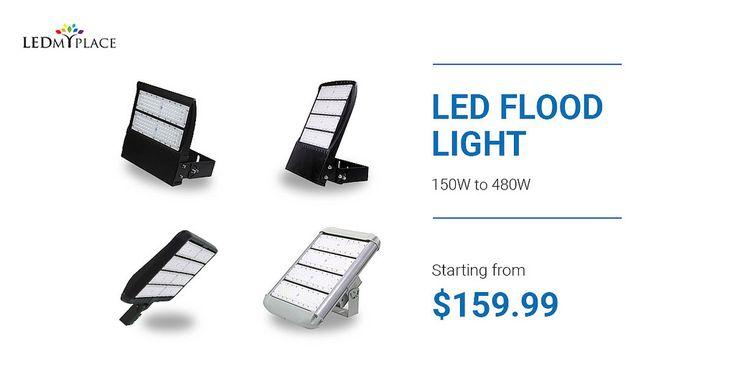 https://flic.kr/p/229NZr1   LED FLOOD LIGHT   LED Flood Light at LEDMYPLACE.COM