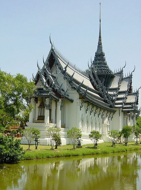 Ayutthaya Throne Hall, Bangkok,Thailand
