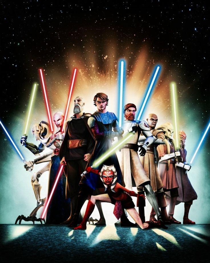 Star Wars: The Clone Wars   Asoka :):):):):):):)