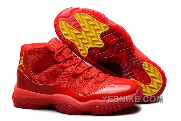 """http://www.yesnike.com/big-discount-66-off-shop-air-jordan-11-retro-red-october-red-varsity-maize-for-mens-online.html BIG DISCOUNT! 66% OFF! SHOP AIR JORDAN 11 RETRO """"RED OCTOBER"""" RED/VARSITY MAIZE FOR MENS ONLINE Only $91.00 , Free Shipping!"""