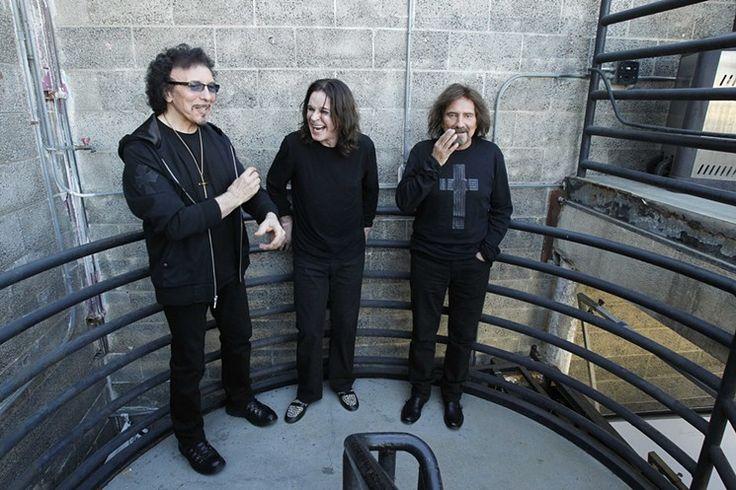 Black Sabbath circa 2013