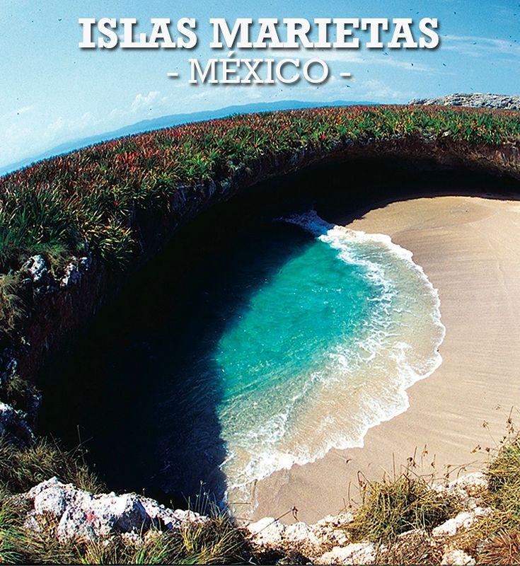 Destino perfecto para hacer snorkel o kayak y además para ver ballenas y delfines.   #LBBO #México #Viajes