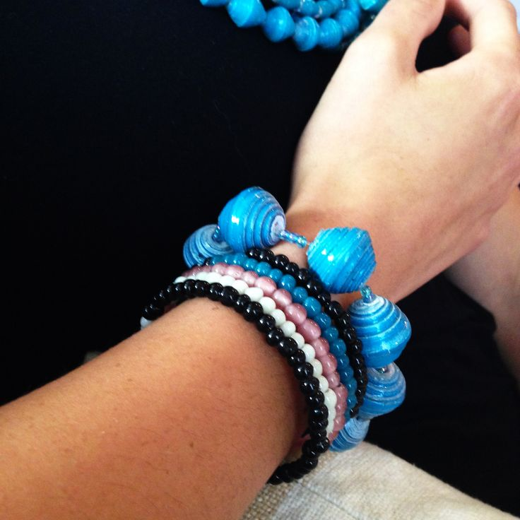 Afribeads collection from Uganda.