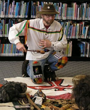 Forest Park library celebrates Native American culture with ecology programming | News | Forest Park Review