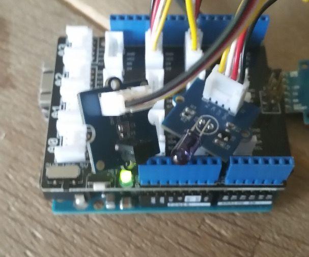 arduino IR repeater