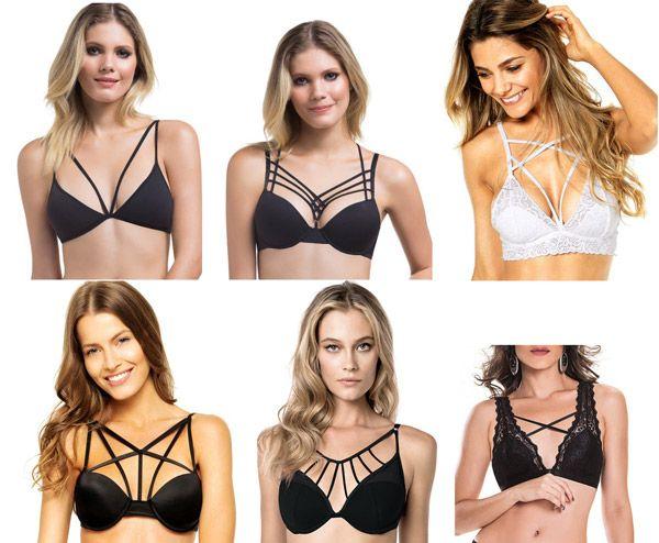 Comprar strappy bra