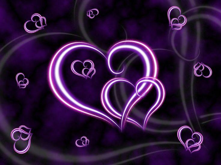 Purple And Black Hearts Wallpaper: Best 25+ Purple Hearts Ideas On Pinterest
