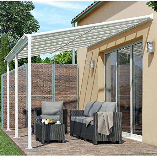 ber ideen zu pergola alu auf pinterest couvrir une terrasse bioclimatique und abri. Black Bedroom Furniture Sets. Home Design Ideas