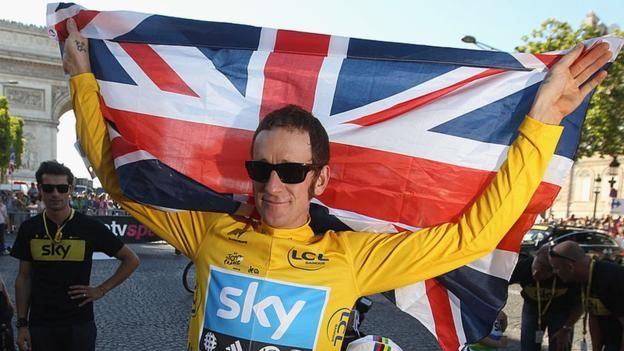 Sir Bradley Wiggins: Team Sky boss Sir Dave Brailsford defends use of TUEs - BBC Sport