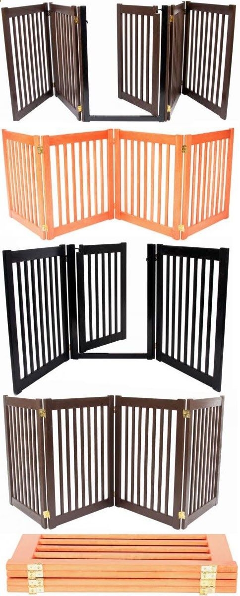 Dog Gate - Puppy Gate, Gates For Small Or Large Dogs, Online Dog Boutique. Must be a cheaper way...make our own?