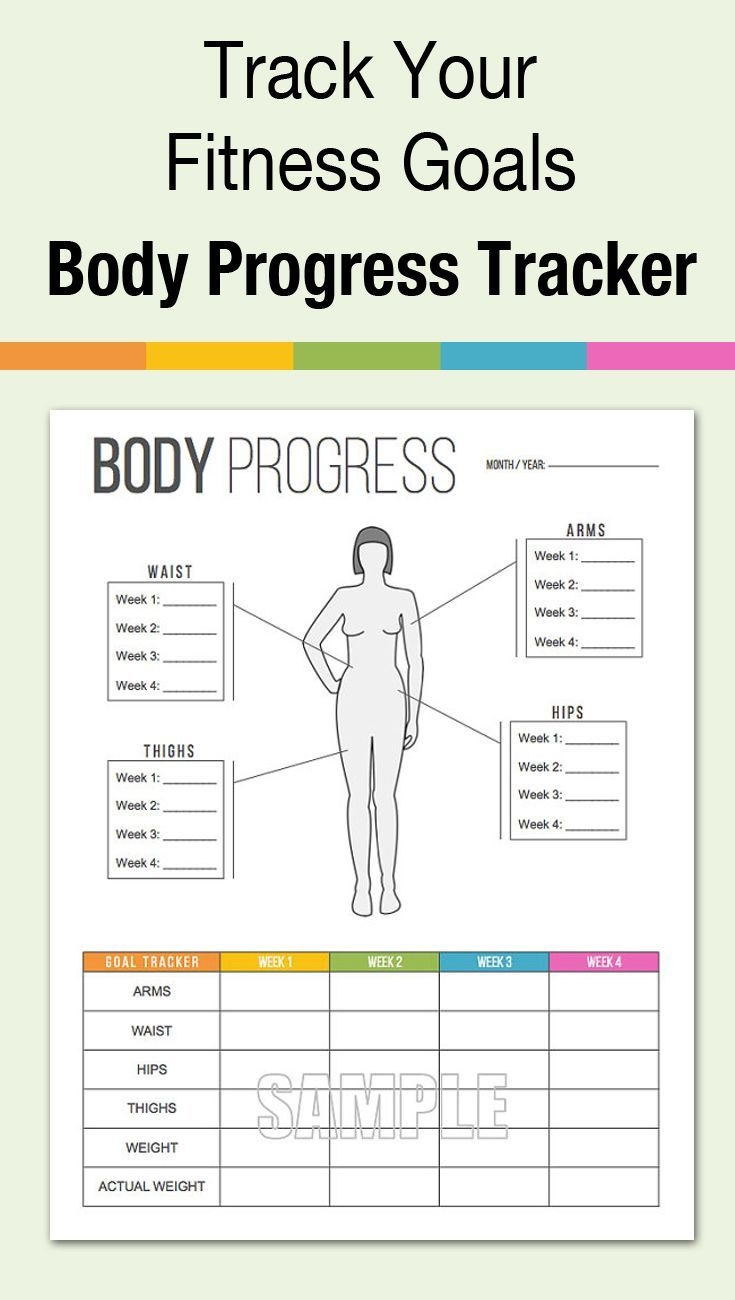 Track your fitness with a body progress tracker. Instant ...