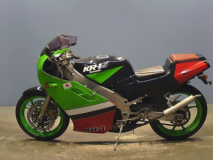 1989 Kawasaki KR-1