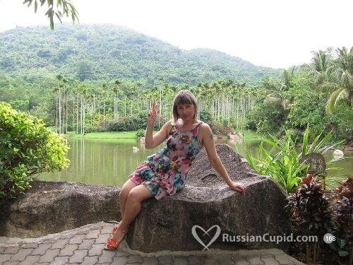 Irina / 55 / Kobietą / Khabarovsk, Khabarovsk, Rosja | RussianCupid.com