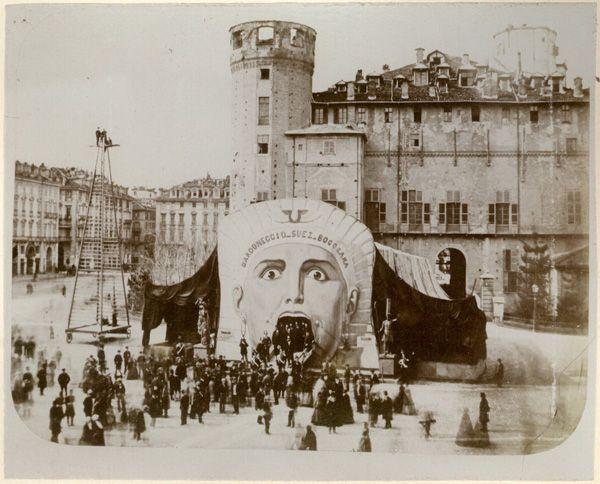 Fotografia tratte dall'album Prima Esposizione Internazionale d'Arte Decorativa Moderna Torino 1902. Omaggio di Ernesto Zoppis