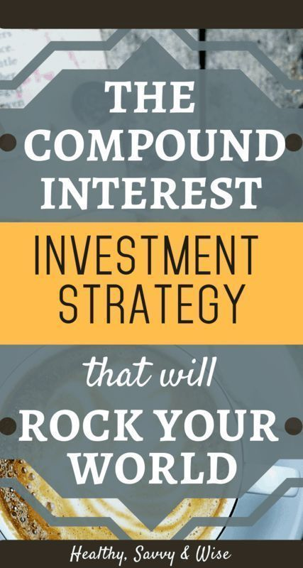 Use this compound interest investment strategy and you'll retire rich! Millennials and Generation Z, learn exactly how to use time to your advantage with a retirement savings plan that will rock your world!! Read now or PIN for later. #investment #investingforbeginners #investing