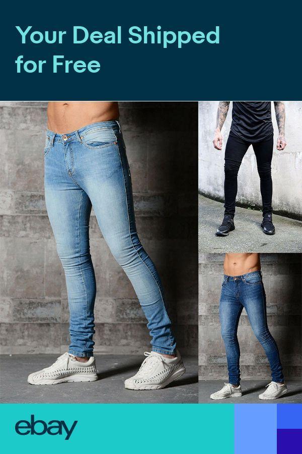 summer 2017 new men casual Skinny Pencil Pants fitness