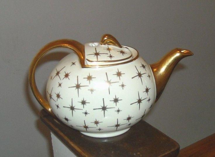 Lovely Hall Teapot Identification